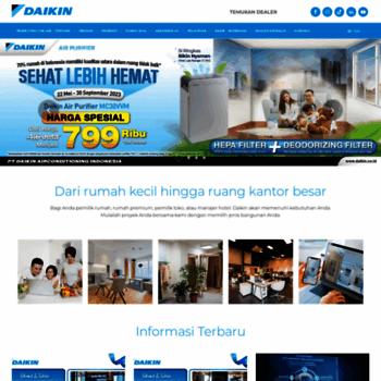 Daikin.co.id thumbnail