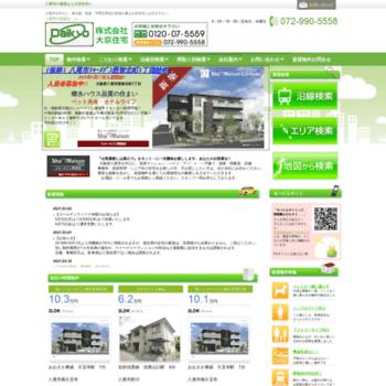 Daikyo-j.co.jp thumbnail