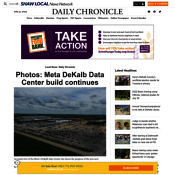 daily-chronicle at wi. daily, local and breaking news for dekalb