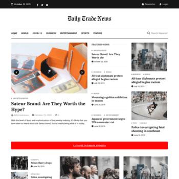 Dailytradenews.co.uk thumbnail
