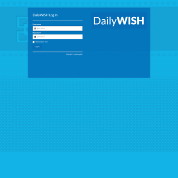 dailywish.wish.at WI. Make A Wish Foundation of America