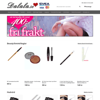 Dalala.se thumbnail