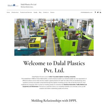 Dalalplastics.com thumbnail