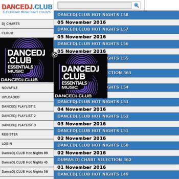 Dancedj.club thumbnail