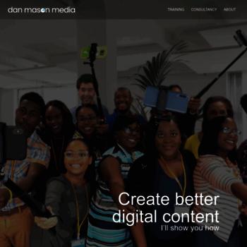 Danmason.co.uk thumbnail