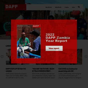 Dappzambia.org thumbnail