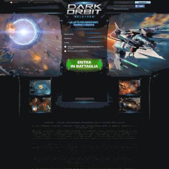 dark-orbit it at WI  DarkOrbit Reloaded | MMO e sparatutto spaziale