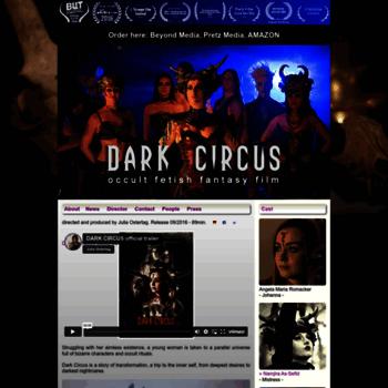 Darkcircus.net thumbnail