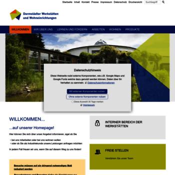 Darmstaedter-werkstaetten.de thumbnail