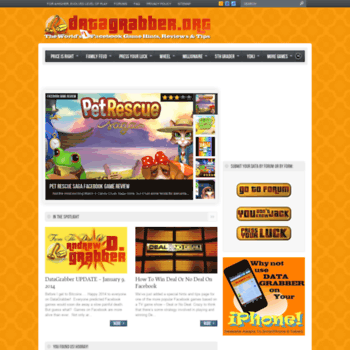 Datagrabber.org thumbnail