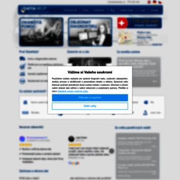 Datahelp.cz thumbnail
