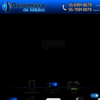 Datamicro.com.mx thumbnail