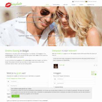 online dating Belgie gratis