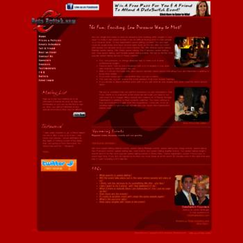 dateswitch hastighet datingSpeed dating Bristol 2013