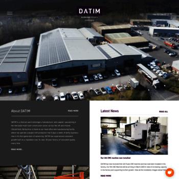 Datim.co.uk thumbnail