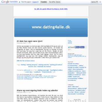 Dating4alle.dk thumbnail