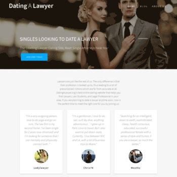 single lawyers dating