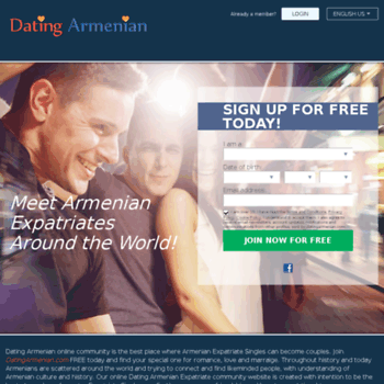 free armenian dating site