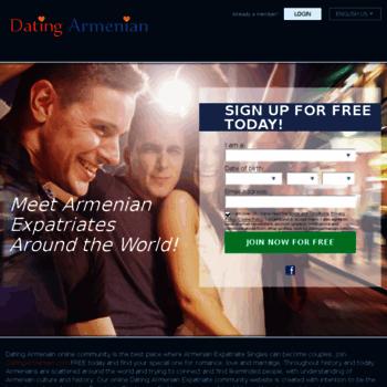 Online armenian dating hjemmeside