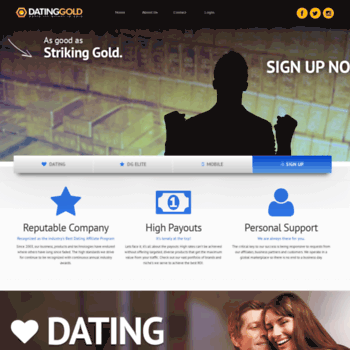 online dating affiliate programma