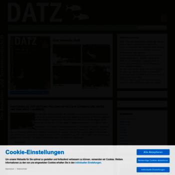 Datz.de thumbnail