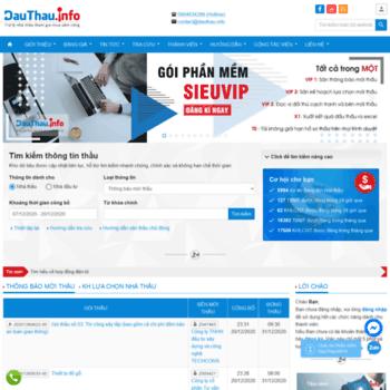 Dauthau.info thumbnail