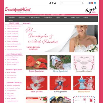 Davetiyenial.net thumbnail