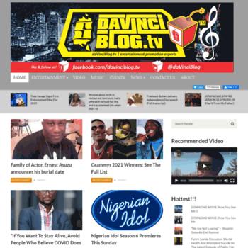 Davinciblog.tv thumbnail