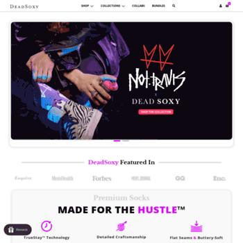 Deadsoxy.com thumbnail