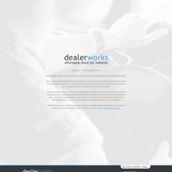 Dealerworks.co.uk thumbnail