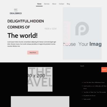 Dealsbrick.com thumbnail