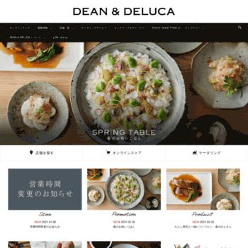 Deandeluca.co.jp thumbnail