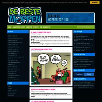 Debestemoppen.nl thumbnail