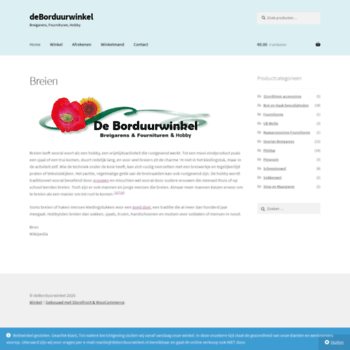 Deborduurwinkel.nl thumbnail