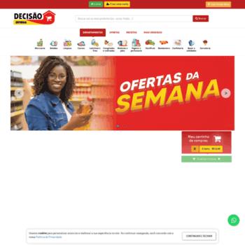 Decisaoentrega.com.br thumbnail