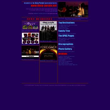 Deep-purple.net thumbnail