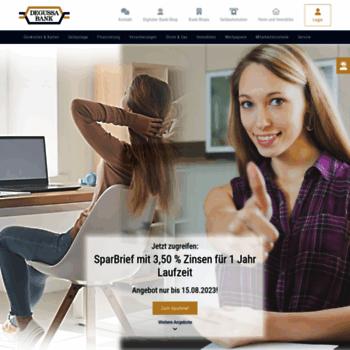 Degussa-bank.de thumbnail