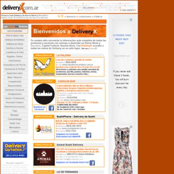 Deliveryx.com.ar thumbnail