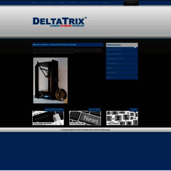 Deltatrix.co.uk thumbnail