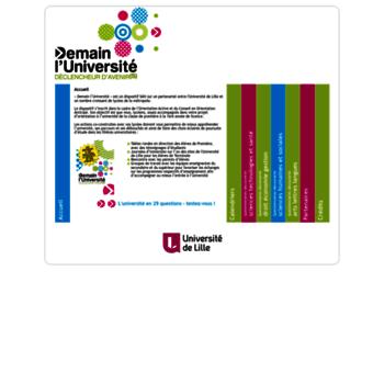 Demainluniversite.fr thumbnail