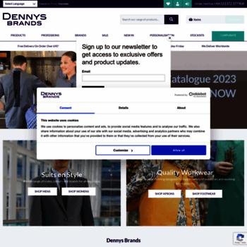 Dennys.co.uk thumbnail
