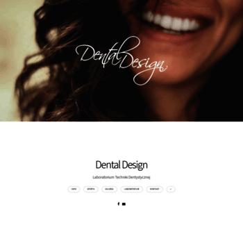 Dentaldesign.info thumbnail