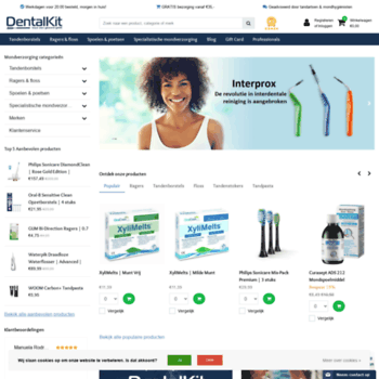 Dentalkit.nl thumbnail
