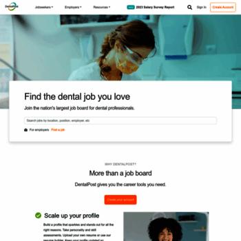 Dentalpost.net thumbnail