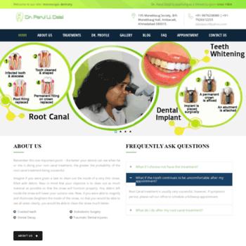 Dentistparuldalal.com thumbnail