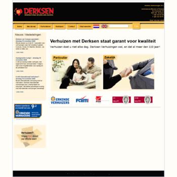Derksen.nl thumbnail