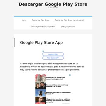 descargarplaystoreapp org at WI  Descargar Google Play Store
