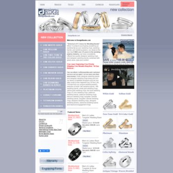 Designbands.com thumbnail