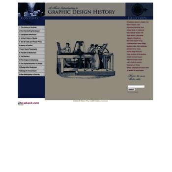 Designhistory.org thumbnail