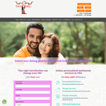 Indian matchmaking USA beste ting å skrive på en dating nettsted